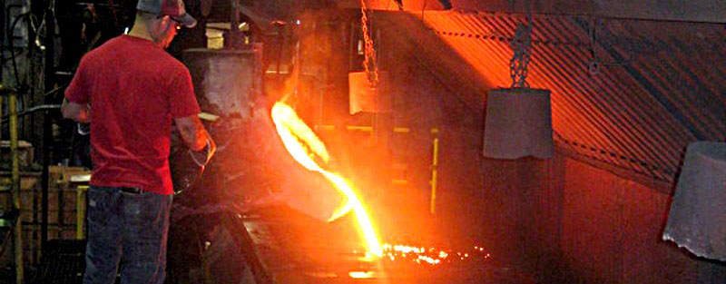 Vestal Manufacturing foundry photos